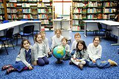 İlkokul Kütüphanemiz