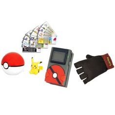 Amazon.com: TOMY Pokémon Pokedex Trainer Kit: Toys & Games