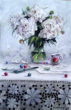 CELAL GÜNAYDIN Turkish Artist Painter Watercolor suluboya.....50x33 cm
