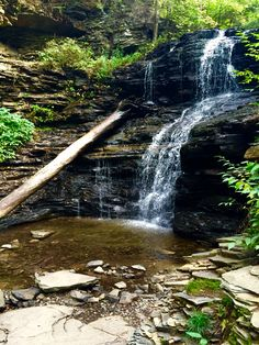 Ricketts glen state park Benton, PA beautiful water falls and very fun hike