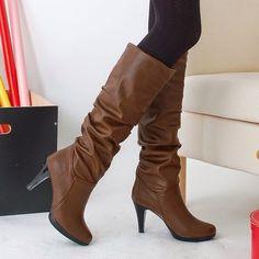 Atractivas botas de invierno | Calzado de temporada