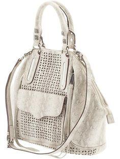 love this Rebecca Minkoff Mini Romeo #Satchel #Handbag for the summer