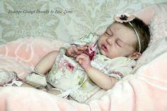 Clodagh Reborn Vinyl Doll Kit by Philomena Donnelly Newborn Baby Dolls, Reborn Babies, Reborn Doll Kits, Silicone Dolls, Vinyl Dolls, Baby Sleep, Kids And Parenting, New Baby Products, Riker Lynch