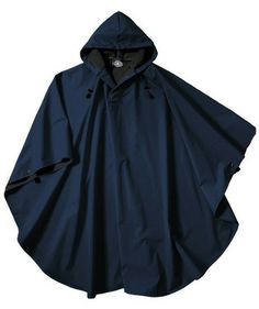 Charles River Apparel Style 9709 Pacific Poncho - Casual Clothing for Men f361865b6