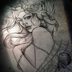 Done by Kade Mack, tattooist based in Sydney, Australia TattooStage.com - Rate & review your tattoo artist. #tattoo #tattoos #ink