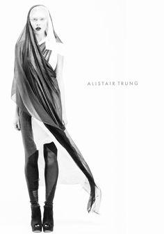 """Emmanuel Giraud » Alistair Trung – Act II  Das ist als Bild cool, die Betonung liegt auf der KLeidung und die Frau """"entschwindet"""""""