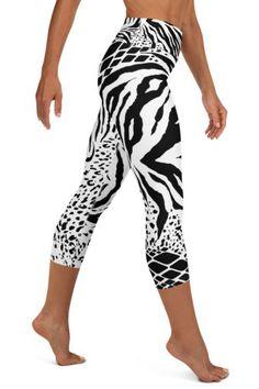 High Waist Leggings Capris Workout Leggings Yoga Pants Leggings For Women Tropical Birds Leggings Plus Size Leggings Printed Leggings