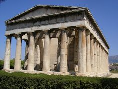 Ancient Greek Temples  #BIGArchitects Pinned by www.modlar.com
