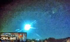 RENOVAÇÃO: Bola de fogo no céu dos EUA provoca avalanche de c...