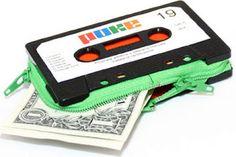 El Arte de Reciclar: Monedero cassette