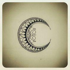Etnic moon
