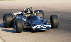 1972 Graham Hill, Lotus 72C-Ford, Rob Walker Racing