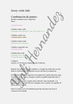 Caprichos con mimo y con amor: Tutorial chaquetita bebe modelo JADE