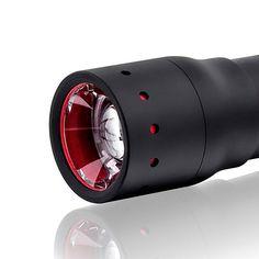 Linterna Led Lenser P7.2 + Kit Armas (320lm)