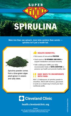 Spirulina: The Superfood You've Never Heard Of