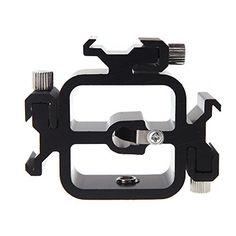VONOTO 3 Triple Head Hot Shoe Mount Adapter - Flash Holde...