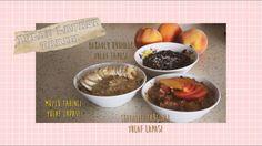 Yulaf Lapası Nasıl Yapılır? Şekersiz // Porridge Recipe