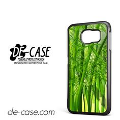 Green Bamboos DEAL-4841 Samsung Phonecase Cover For Samsung Galaxy S6 / S6 Edge / S6 Edge Plus