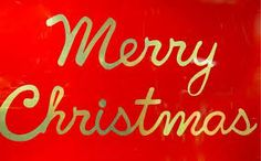 Image result for Red and gold Merry Christmas