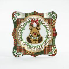 Rococo Petite Christmas - Baby Rudolph - 1378E
