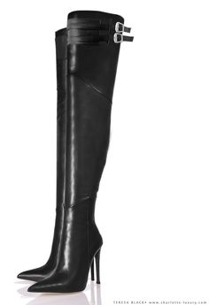 Details about Cq Couture Custom Overknee Boots Stiefel Boots Front Zip Leather Beige Nude 40