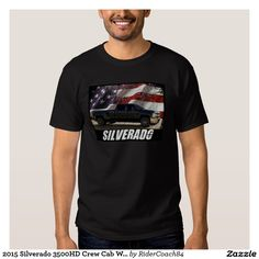 2015 Silverado 3500HD Crew Cab W/T Dually T-Shirt