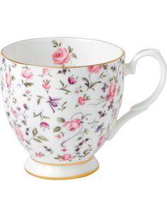 Rose Confetti Vintage Mug 300ml