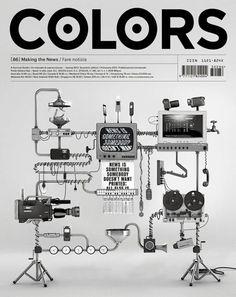 Colors magazine #magazine #cover #colors