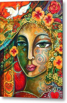 She Loves Painting by Shiloh Sophia McCloud - She Loves Fine Art Prints and Posters for Sale Love Canvas, Canvas Art, Canvas Prints, Art Prints, Art Amour, Love Posters, Foto Art, Shiloh, Love Painting
