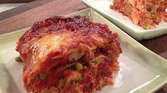Lasagne Marina Orsini, Pasta Dishes, Lasagna, Pasta Recipes, Pizza, Cooking, Canada, Ethnic Recipes, Macaroni