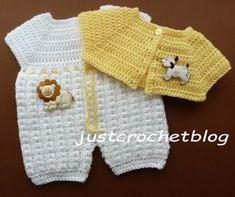 crochet bodysuit and short jacket