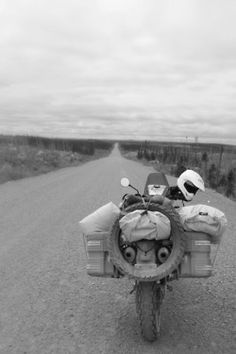 djmase:  Labrador. Hundreds of miles of dirt roads, and more bears than humans.