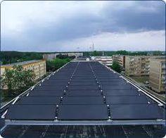 """Résultat de recherche d'images pour """"panneau photovoltaique immeuble"""" Solar Panels, Images, Outdoor Decor, Search, Sun Panels, Solar Power Panels"""