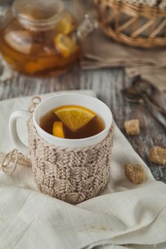 cofftea:  Black Tea Grog by mikeyarmish on Flickr.