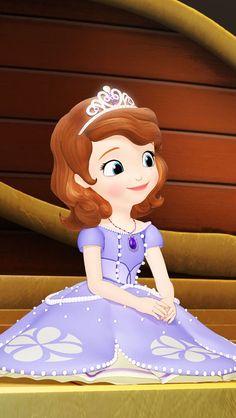 Princes Sofia, Princess Charm School, Princess Sofia The First, Disney World Pictures, Disney Princess Frozen, Disney Junior, 3d Animation, Disney Wallpaper, Disney And Dreamworks