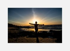 Pôr do sol... JERICOACOARA - CE