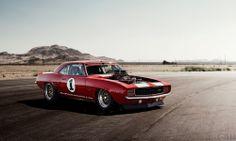 Fondos con rápido como una bala coche Chevrolet Camaro Ss Pro Touring