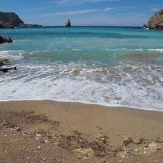 Winter spring time Cala Benirras is amazing . photo by Gianluca Bedin