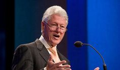 Bill Clinton: I Just Don't Miss Meat