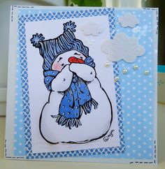 Fasters korthus: Giggling Snowman