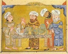 SANTERIA MAFERBA: PIEDRAS y CRISTALES, en el ISLAM
