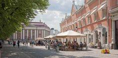 Turku, Finland - I remember riding our bikes down here! @Miranda Marrs Marrs Marrs Chin