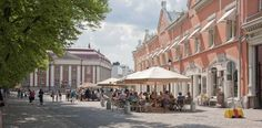 Turku, Finland - I remember riding our bikes down here! @Miranda Marrs Marrs Chin