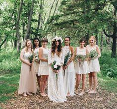 Rea & Danny - Casamento Boho, casamento, vestido de noiva, noiva boho…