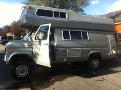 Is this what my life has come to?? 1989 Ford 250 Econoline Van