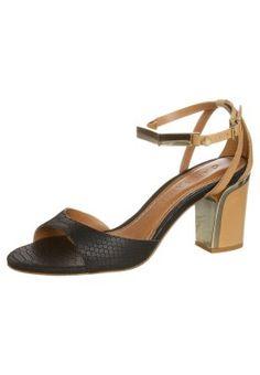 CARRANO Sandaler & sandaletter - Svart - Zalando.se
