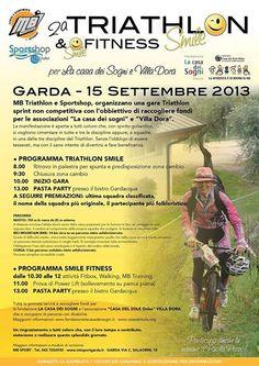 Smile Triathlon 2013 a Garda #NewsGC