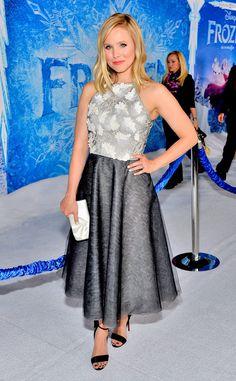 Chic & Elegant from Kristen Bell's Best Looks | E! Online