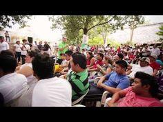 RECORRIDO EN MUNICIPIO DE TENABO AMC - YouTube