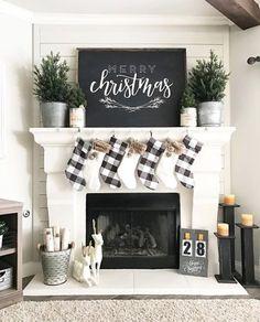 Who is ready for all things Christmas?! Too soon?? . . . . #christmas #holiday #christmasdecor #home #shiplap #fireplace #farmhouse #farmhousestyle #goals #friday #winteriscoming #minnesota #realestate #realtor #lifeofarealtor #thegaikowskigroup #mot
